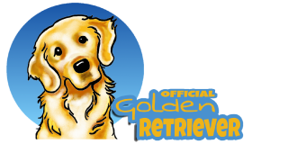 logo official golden retriever